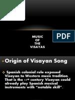 music of visayas.pptx