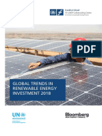 Global Trend in RE Investment 2018