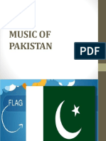 Music of Pakistan
