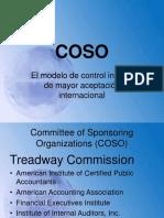 COSO Modelo de Control Interno - IGCPA