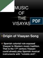 Music of Visayas