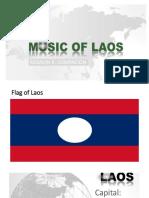Music of Laos