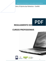 Regulamento CursoProfissional Final