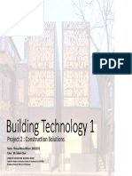 Building Technology Final