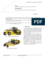 Intro of GD655-GD675 Motor Grader