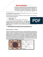 Informe Motor Universal