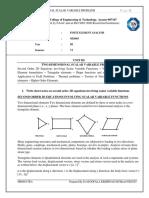 Unit 3 Notes