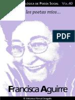 Aguirre Francisca - Cuaderno de Poesia Critica