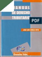 Manual de Derecho Tributario - Jose Luis Zavala Ortiz