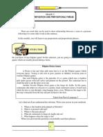 MISOSA Using Prepositions and Prepositional Phrase