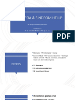 PP Eklampsia & Sindrom HELLP