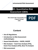 5-STAG6442 - Quantitative Risk Assessment