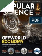 Popular Science Australia August 2017