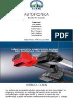 Tipos de Bobinas - Autotronica