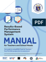 DepEdfinal RPMSManual May28,2018