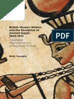 2016 Book BritishWomenWritersAndTheRecep