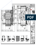 S.F Plan & Terrace Block 1