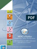 MDG eNabler (Briefing Kit ) 21 September 2010