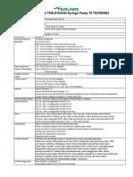 Spesifikasi Syringe Pump Terumo TE SS700N03 (1).pdf