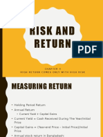 Risk and Return-FIN639-Chapter 4