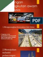 Kepentingan pengangkutan awam di Malaysia.pptx