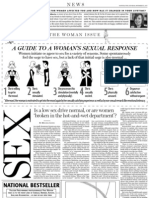 Is a low sex drive normal, or are women 'broken in the hot-and-wet department'? A6, National Post, Sept. 15, 2007