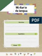 Diario Aprendizaje