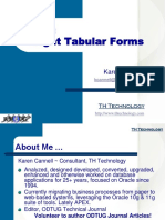 Tight Tab Forms