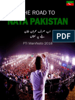 PTI Manifesto Final - 2018