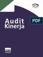 Modul Audit Kinerja