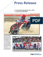 177 2018 European Under 19 Pairs Speedway Cup Final