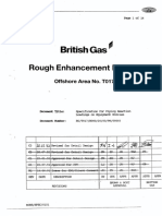 BG Spec for Piping Reaction Loadings on Eqt Nozzles