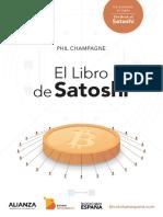 El Libro de Satoshi por Phil Champagne y Blockchain España