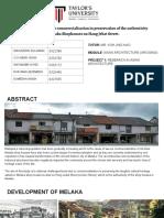 Asian Architecture Final Presentation