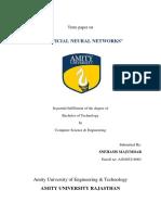 Term Paper AlphaXII