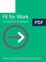 Gp Fit for Work Employers