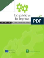 IAM Cuaderno Informativo La Igualdad en Las Empesas