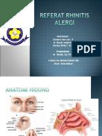 155358596 Referat Rhinitis Alergi Ppt