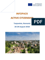 Infopack Active Citizenship