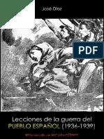 Lecciones de la guerra del pueblo espanol (1936-1939) - José Díaz.pdf