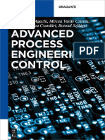 Advanced Process Engineering Control