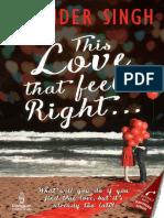OceanofPDF.com This Love That Feels Right - Ravinder Singh