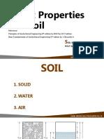 Module 1 - Index Properties of Soil
