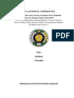 Mauliana 177014038 Telaah Jurnal Toksikologi