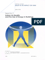 Indoor Air Quality and Its Impacts on Man ECA_Report17