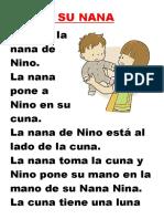 NINO Y SU NANA
