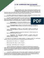 Complementar_Aula10_ARTIGO_Prevencao de Corrosao Em Caldeiras_Moura, 2011