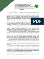 Proposal Pelatihan PPGDON 2018