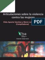 Articulaciones Soobre Violencia Contra Las Mujeres