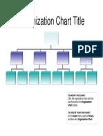 Organization Chart Template.ppt